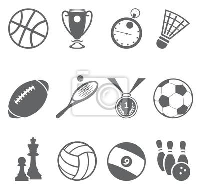 Ikony sportu.