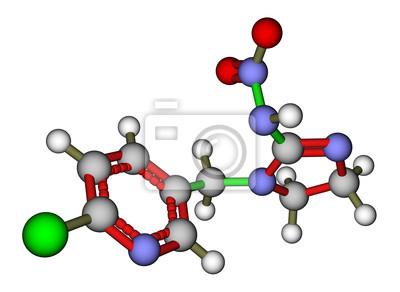 Imidachloprydu, najpowszechniej stosowane środki owadobójcze w świecie