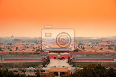 Imperial Palace w Pekinie