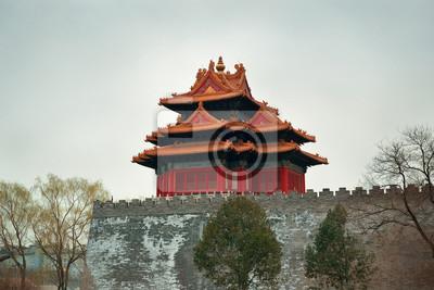 Imperial Palace Wieża narożna