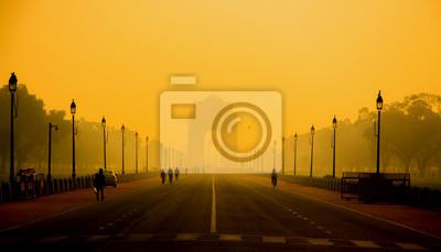 Obraz India Gate (Mglisty poranek)