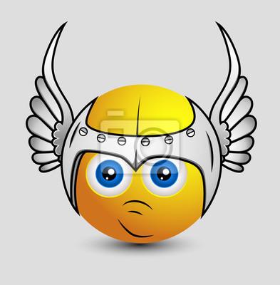 01cd905d08 Obraz Innocenty Watcher Emotikon Smiley emotikon na wymiar • kostium ...