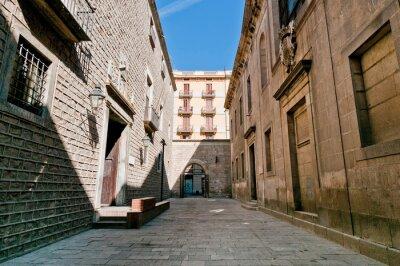 Institut Estudis Catalans in Barcelona, Spain