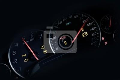 Instrumenty Car Dash