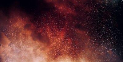 Obraz iskry Bonfire Night