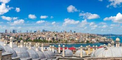 Obraz Istanbul view, Turkey in a beautiful summer day