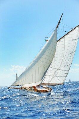 Obraz Jacht