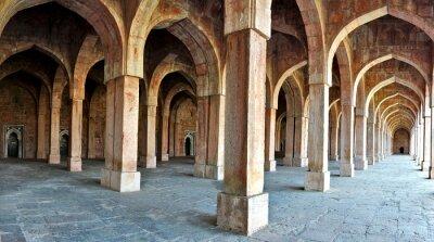 Obraz Jama Masjid w Mandu, Indie