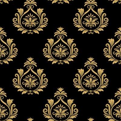 Obraz Jednolite tło barokowy