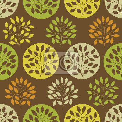 Jednolite wzór z drzew