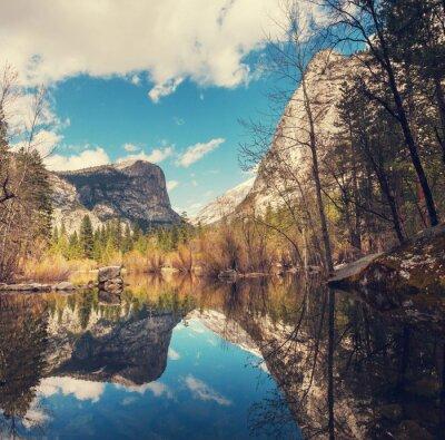 Obraz Jesień w Yosemite