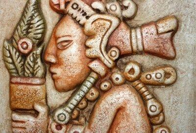 Obraz Jum Kaash replika jestMaya bóg życia i mnóstwo