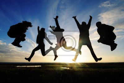Obraz JUMP