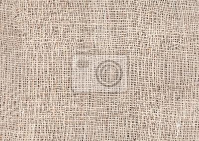 Jute texture, natural linen background.