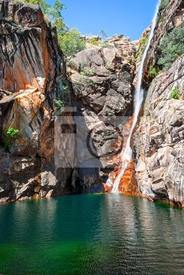 Kakadu National Park, Wodospad (Terytorium Północne, Australia)