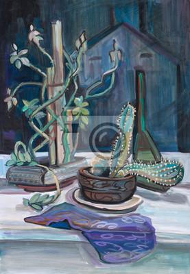 Obraz Kaktusy