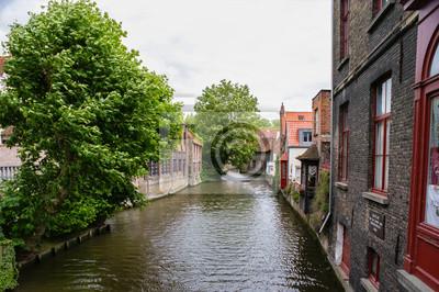 kanał w Brugia