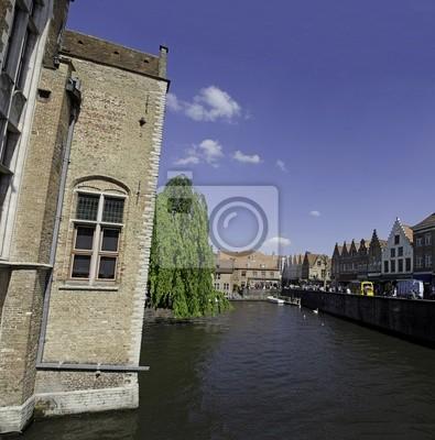 Kanałów Brugii, Belgia
