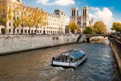 Katedra Notre Dame, Paryż, Francja