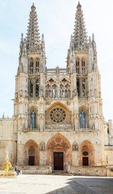 Obraz Katedra Santa Maria, Burgos, Hiszpania