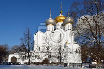 Katedra smoleńska ikona matki bożej klasztor nowodziewiczy - Obrazy - Redro
