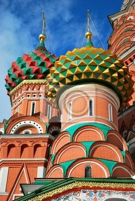 Katedra Świętego Bazylego w Moskwie