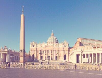 Obraz Katedra Świętego Piotra w Rzymie, Włochy