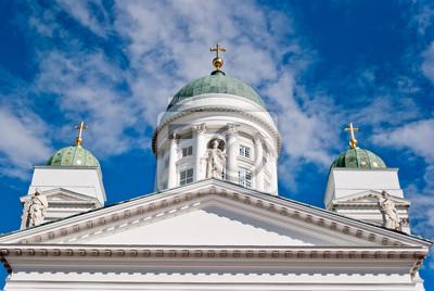 Katedra w Helsinkach, Finlandia