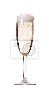Kieliszek szampana flety