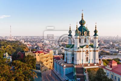 Kijów, Kościół Andrzeja