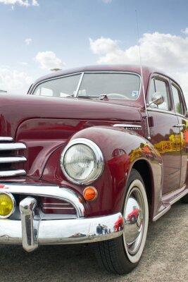 Obraz klasyczny samochód