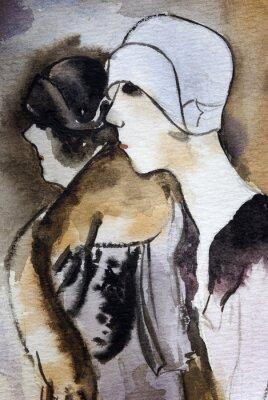 Obraz kobiety