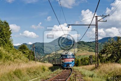 Kolejowych w Karpaty, Ukraina