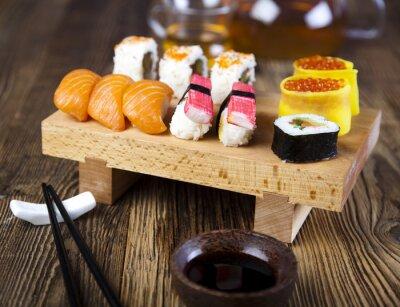 Obraz Kolekcja sushi