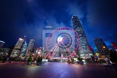Koło obserwacyjne, Hongkong