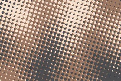 Obraz Kolorowe abstrakcyjne tła z kropkami.