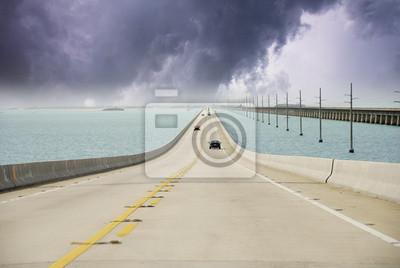 Kolory nieba na Overseas Highway