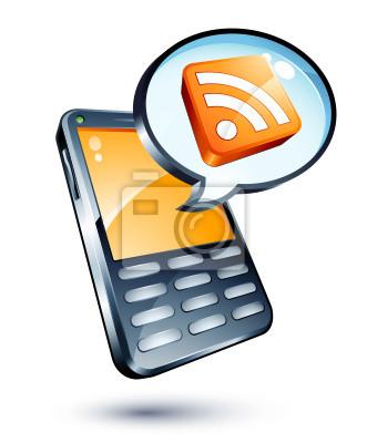 Komórka RSS