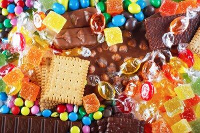 Obraz koncepcja żywności