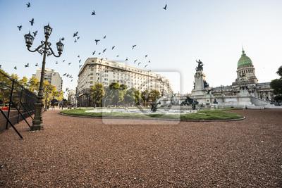 Kongres Kwadrat w Buenos Aires, Argentyna