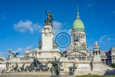 Kongresu Plaza w Buenos Aires, Argentyna