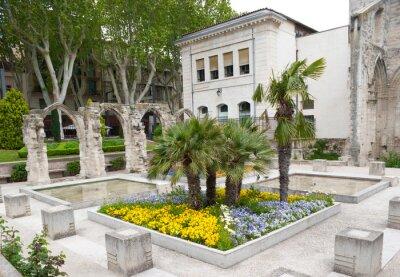 Kościół ogród