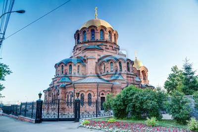 Kościół w Nowosybirsku