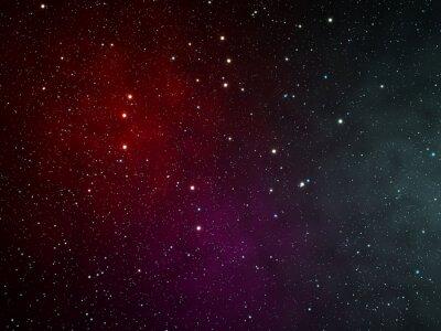 Obraz Kosmos