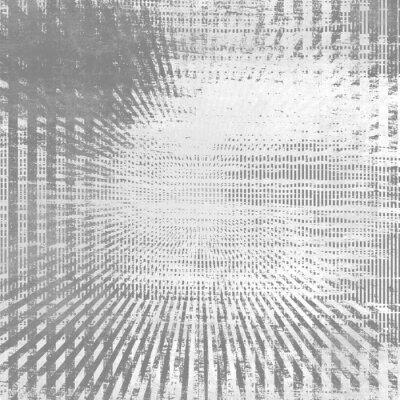 Obraz Kostium grunge