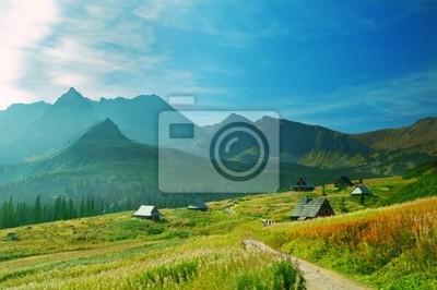 krajobraz Góry