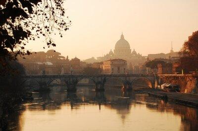 Obraz Krajobraz Watykan