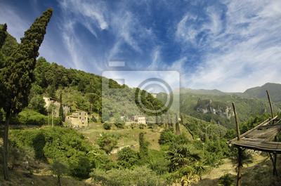 Krajobraz z Santa Margherita Ligure