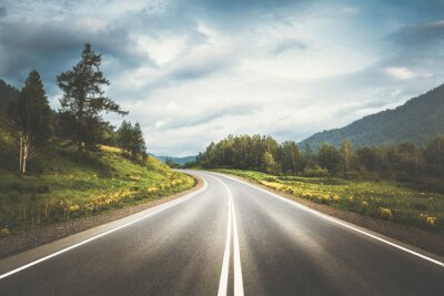Obraz Krajowa autostrada