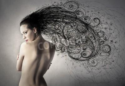 Obraz Kreatywny umysł